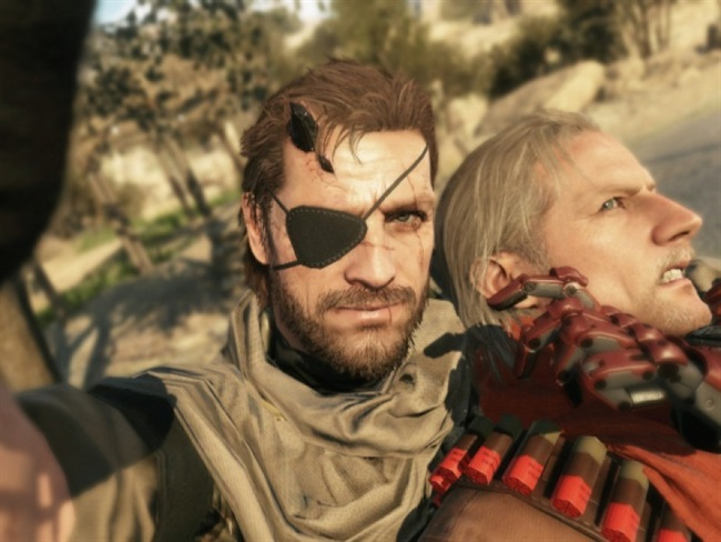 عرضه‌ی Metal Gear Solid HD Collection برای کنسول PS4